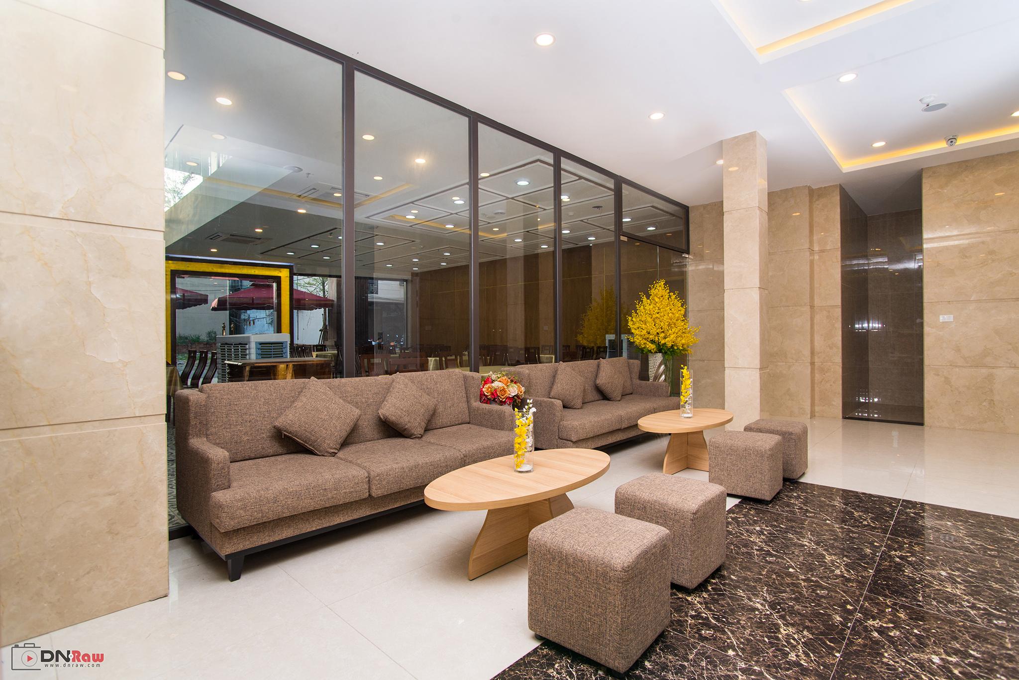 Chụp ảnh kiến trúc nội thất Đà Nẵng