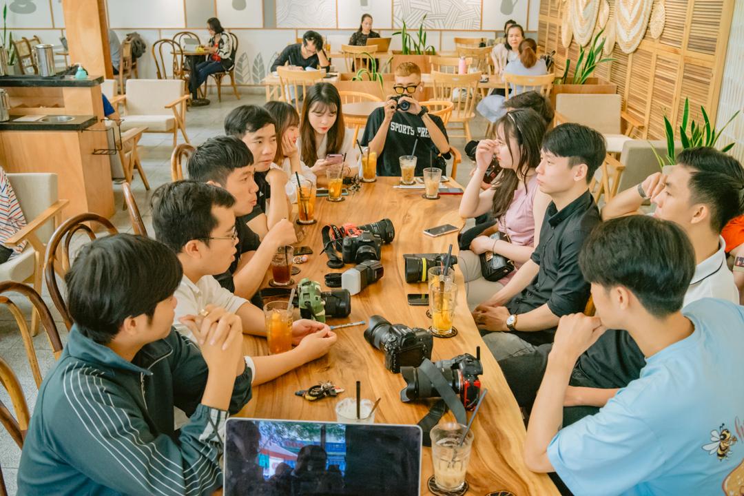 Khóa học nhiếp ảnh và quay phim Đà Nẵng